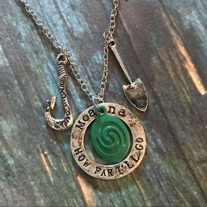 Jewelry - 🆕 Moana How Far I'll Go Necklace